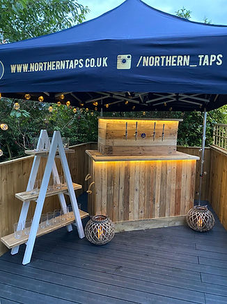 MOBILE BARS FOR HOSPITALITY & POP UP EVENTS