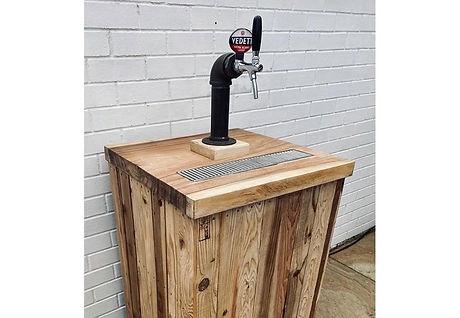 THE ONE KEG BAR mobile bar