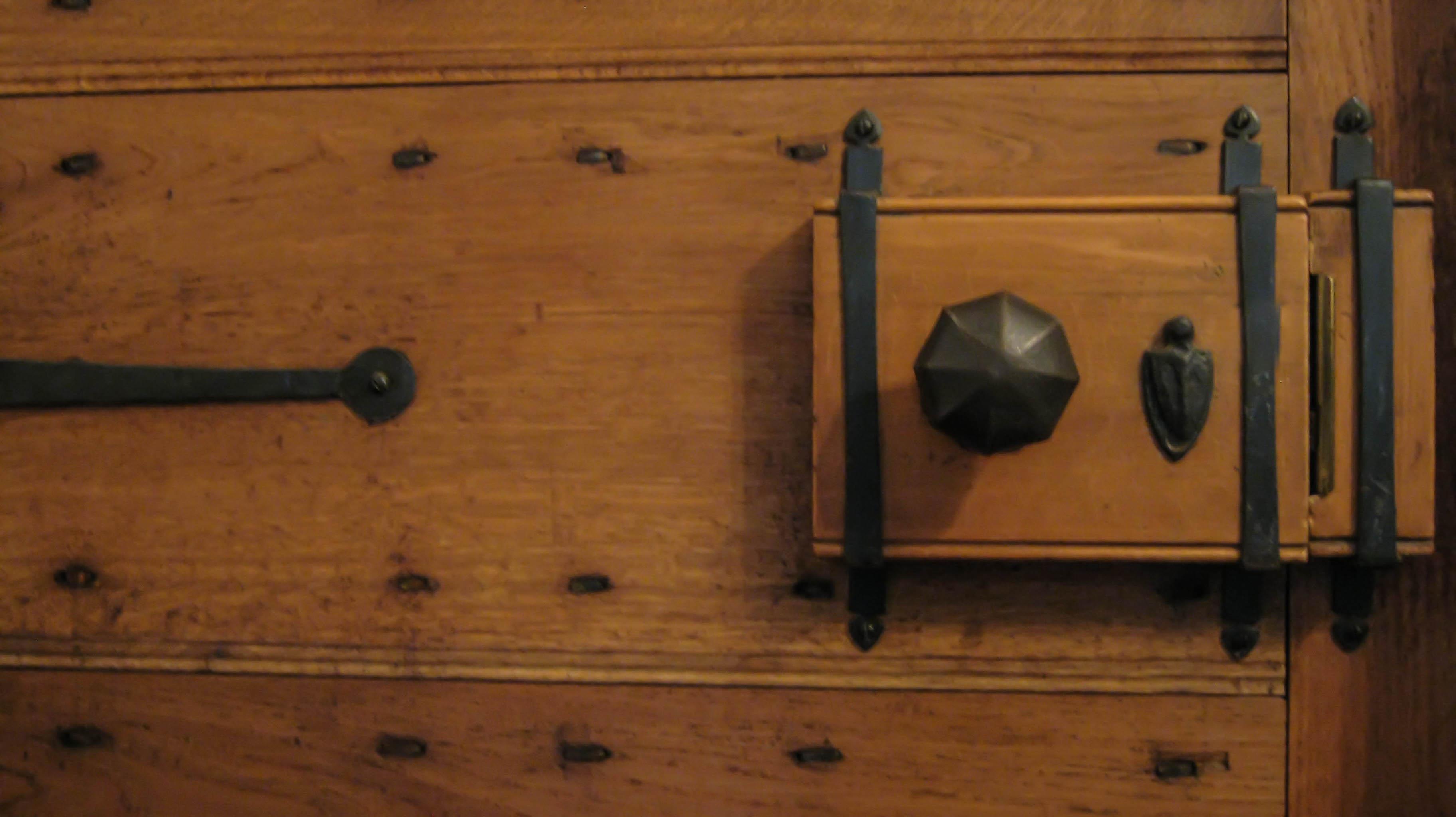 Wooden Lock