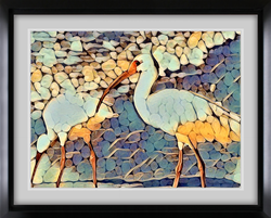 Beach Birds sm