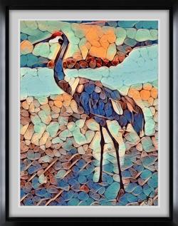 Blue Heron v2 sm