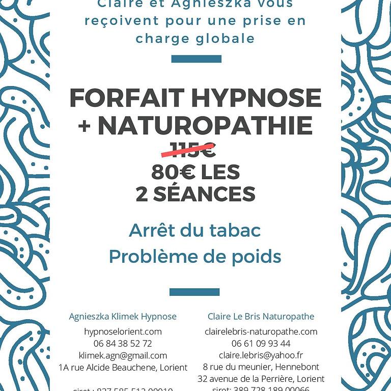 Offre Hypnose et Naturopathie
