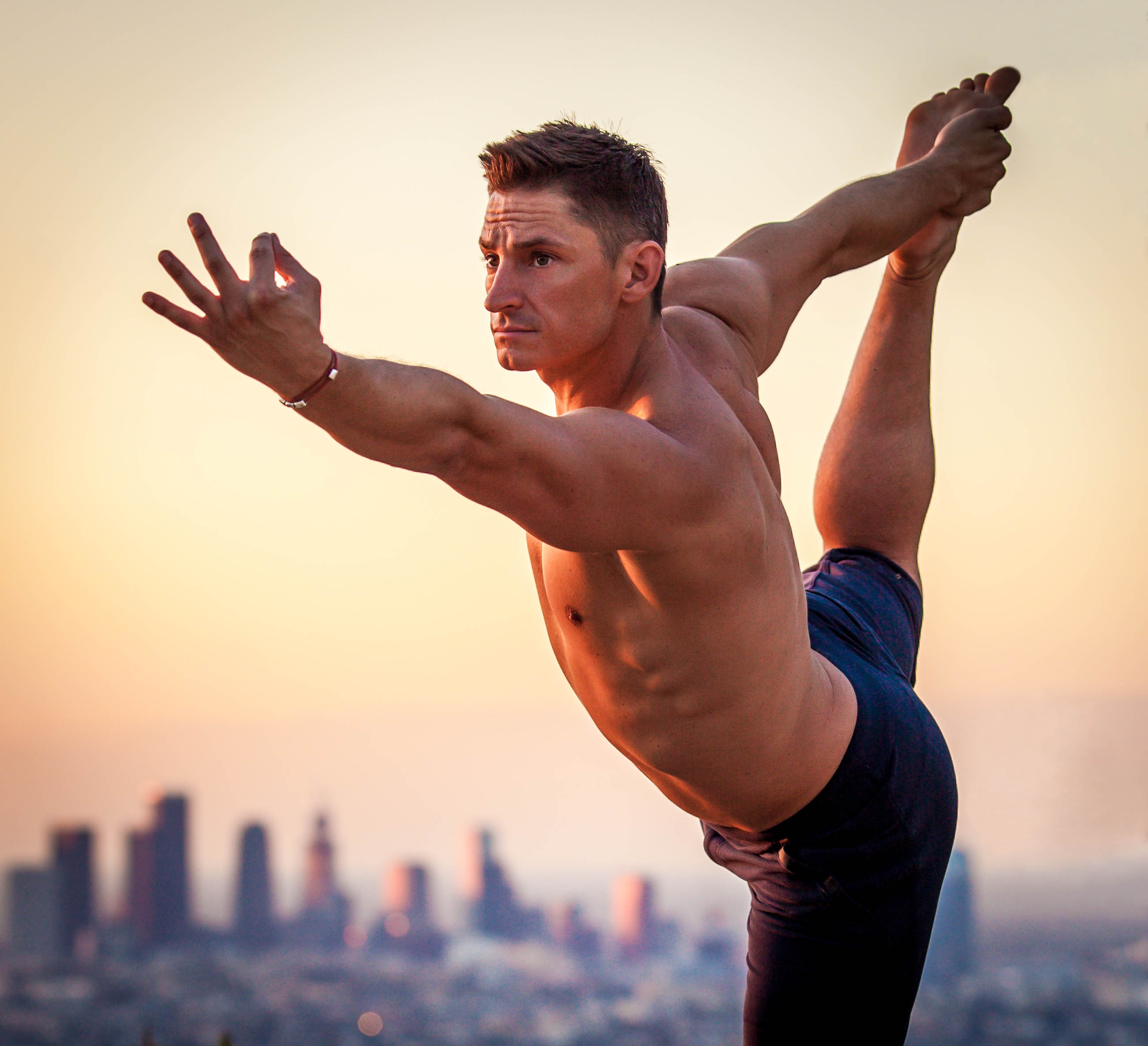 yoga athlete fitness jake ferree