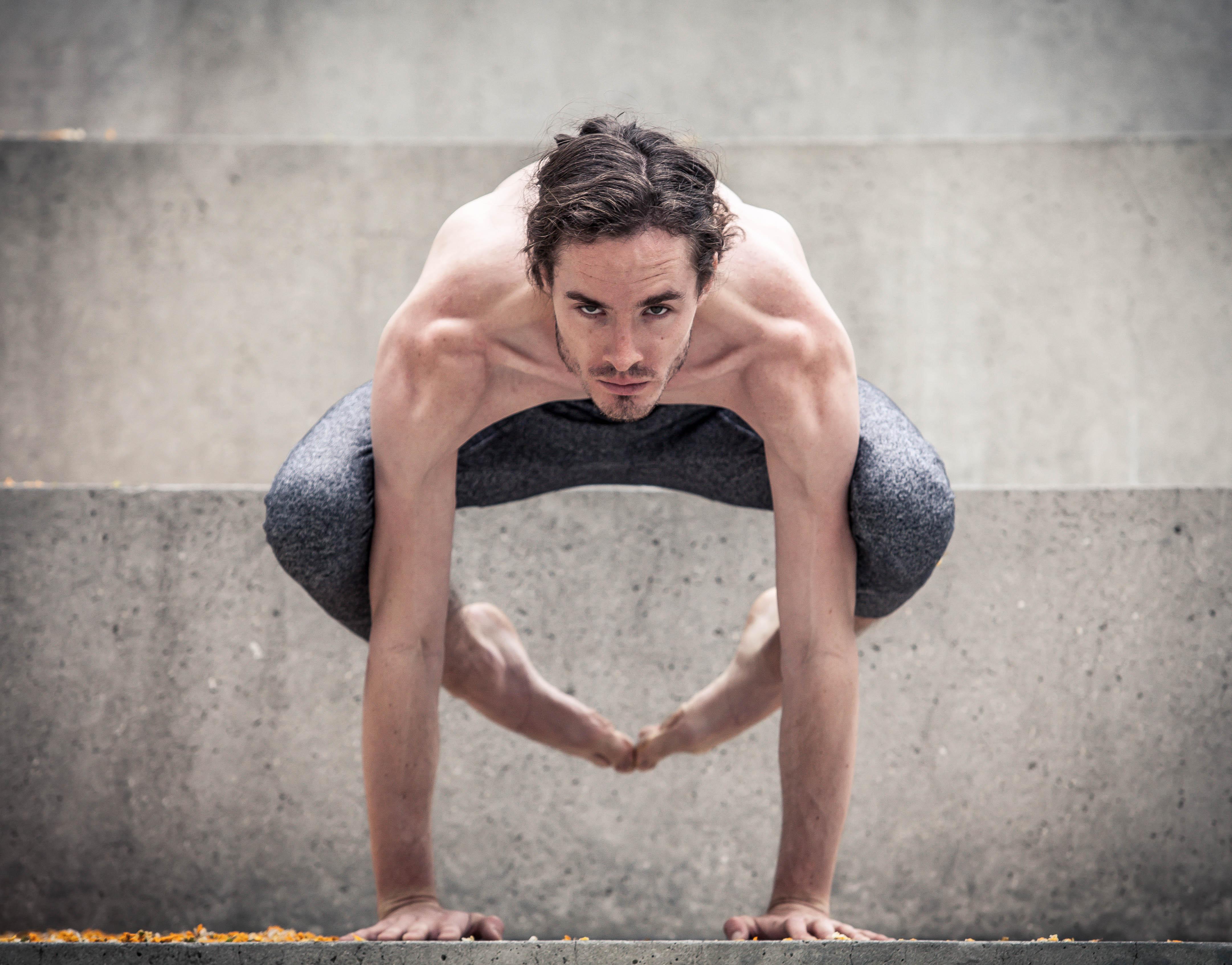 yoga fitness anthony vito