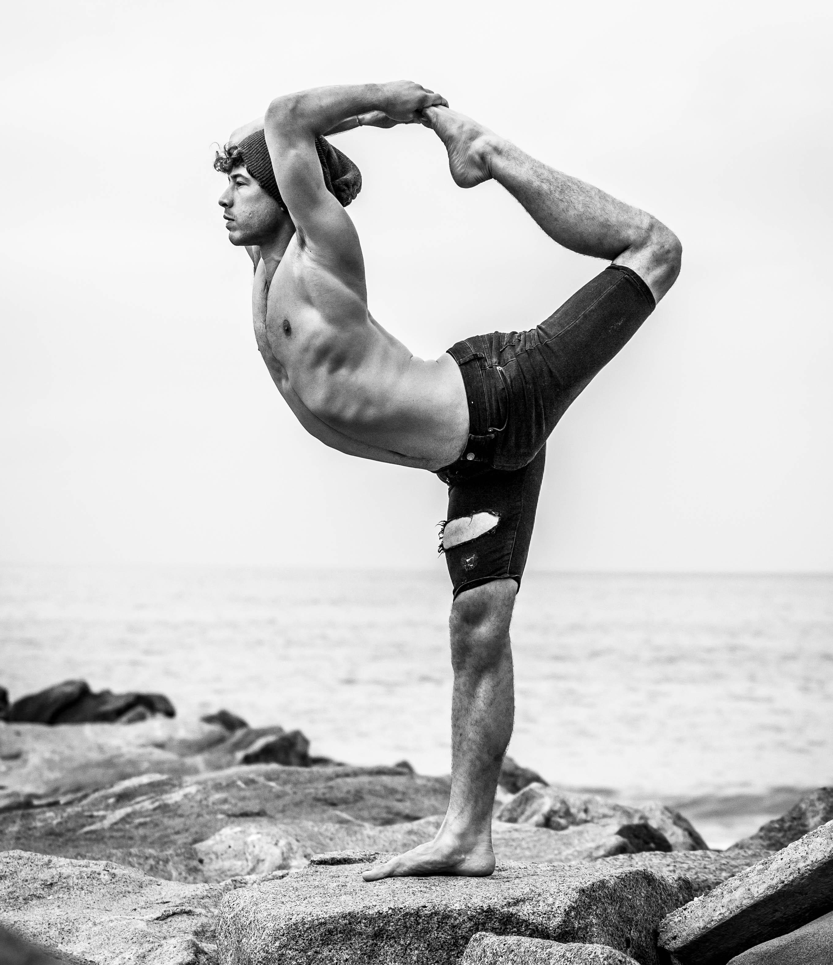 yoga acrobat fitness jake tedrick