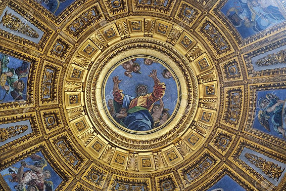97464794-mosaic-of-god-the-father-in-the