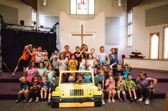 VBS Roaring Group Pic