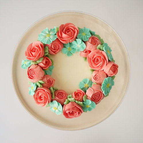 Piped Buttercream Flowers with Marianne Stewart - 25th October 2020