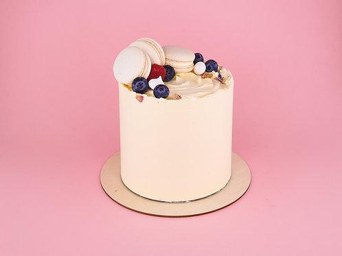 Classic Victoria Celebration Cake