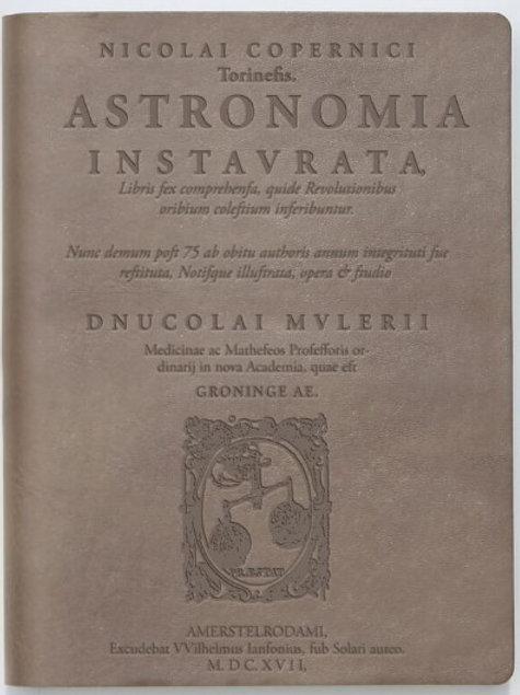 Garden Notebook- Astronomia