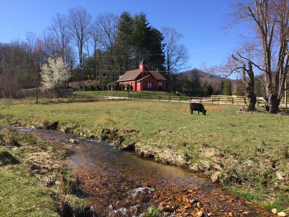 Avery Creek with Ed Center