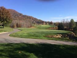 Hole #4, view from lots 5-7