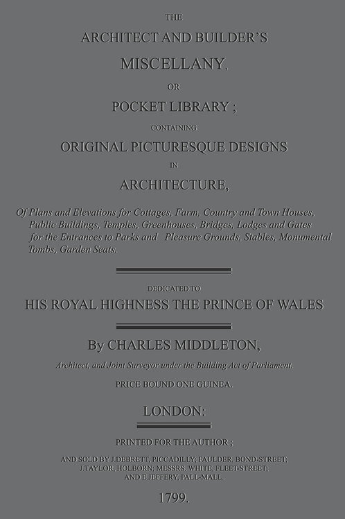 New!  Architects and Builders Pocket Library