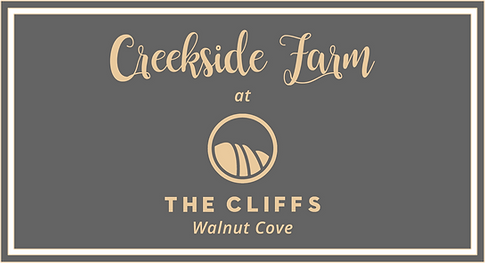 Creekside Farm at the Cliffs at Walnut C