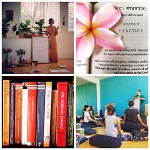 Online Yoga workshops