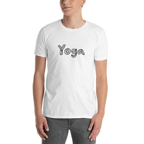 Short-Sleeve Yoga T-Shirt