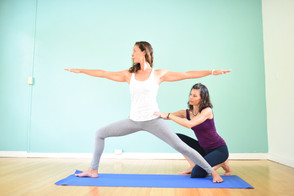 One on one Yoga
