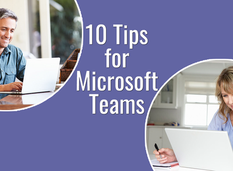 10 tips for using Microsoft Teams