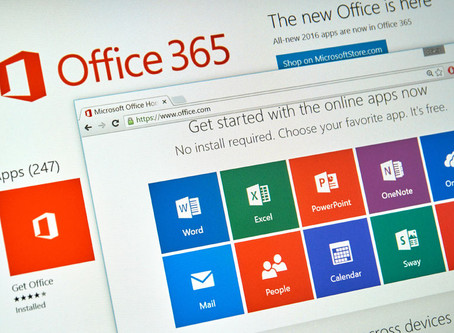 Top 4 Reasons to Use Office 365 Email