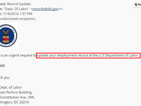 How to Recognize and Handle Phishing