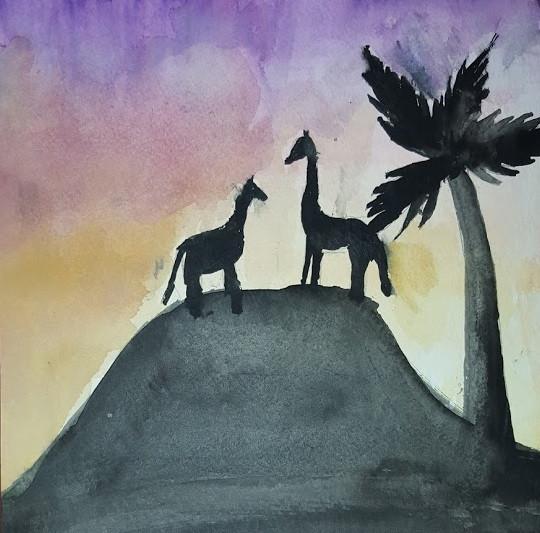 giraffesmeeting