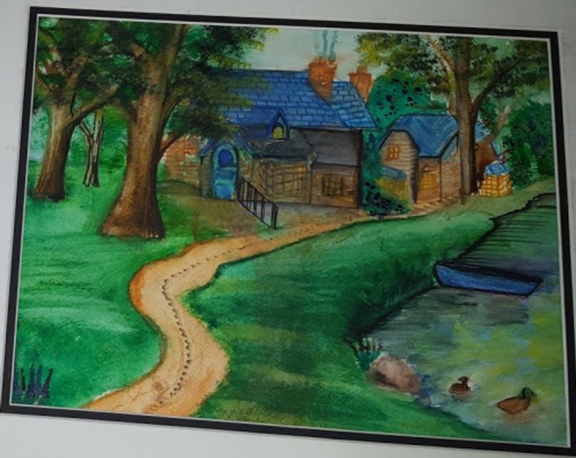 WatercolorHouse