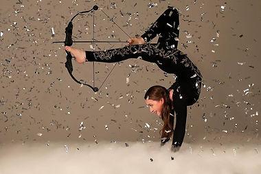 Orissa Kelly foot archery.jpg