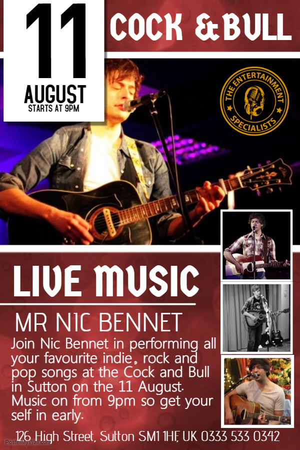 Nic Bennet