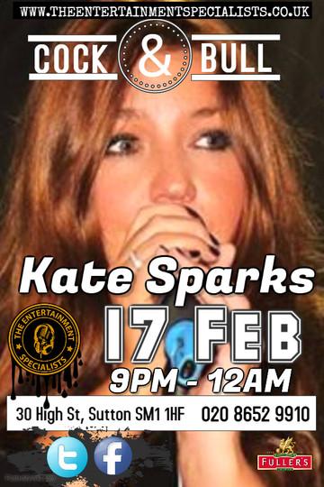 Katie Sparks