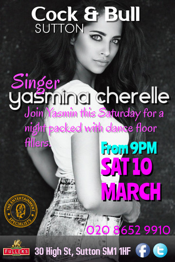 Yasmina Cherelle