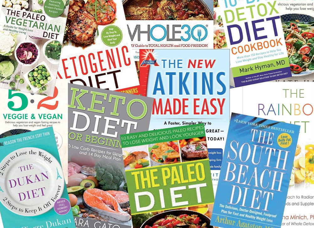 Vrste diet, hujšanje, ločevalna dieta
