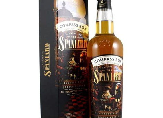 Compass Box The Story of Spaniard