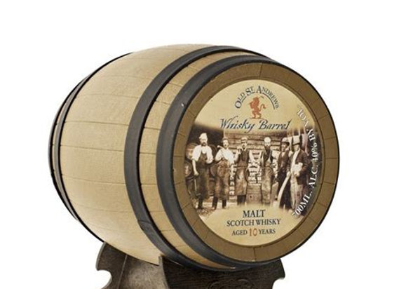 Old St Andrews Whisky Barrel O.S.A. 40%