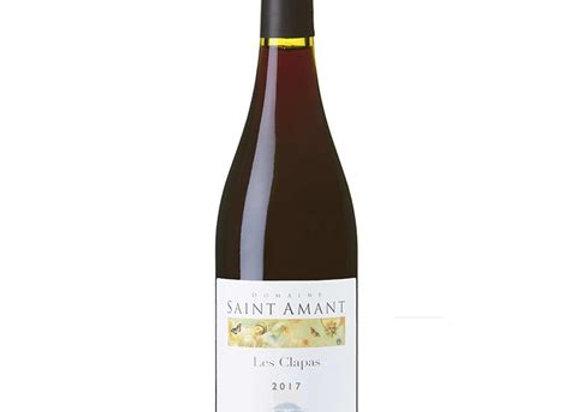 AOP Côtes du Rhône Clapas - Domaine St Amant