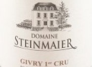AOP Givry 1er Cru Blc - Domaine Steinmaier
