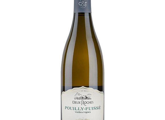 AOP Pouilly-Fuissé VV - Domaine des Deux Roches