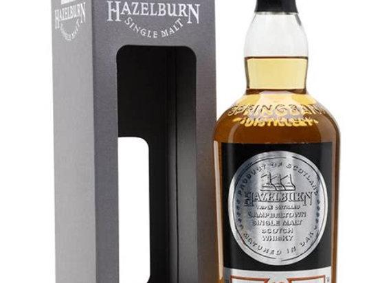 Hazelburn 10 Ans