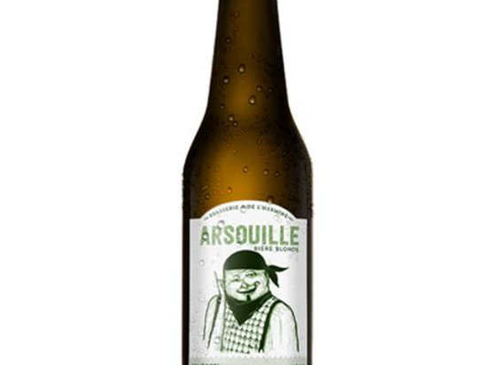 Arsouille 33cl 6%