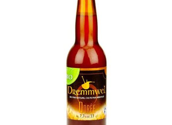 Dremmwel Dorée bio 75cl