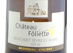 AOP Muscadet Château la Foliette