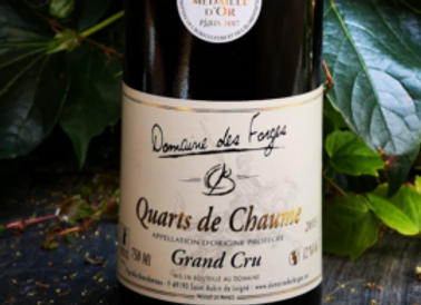 AOP Quart de Chaume - Domaine des Forges