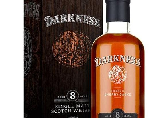 Darkness 8 Ans Single Malt