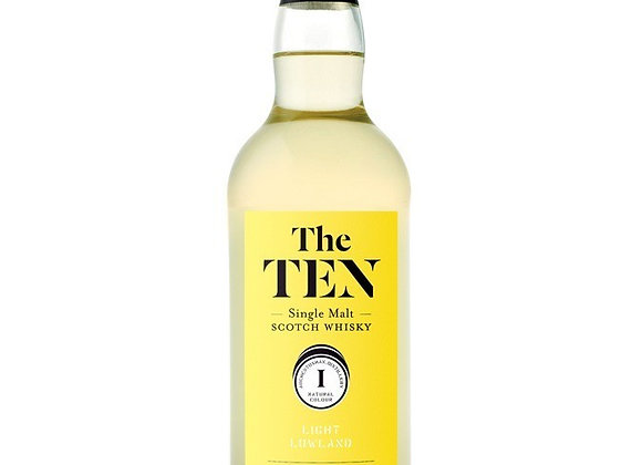 Whisky The Ten 2004 # 01 Light lowland