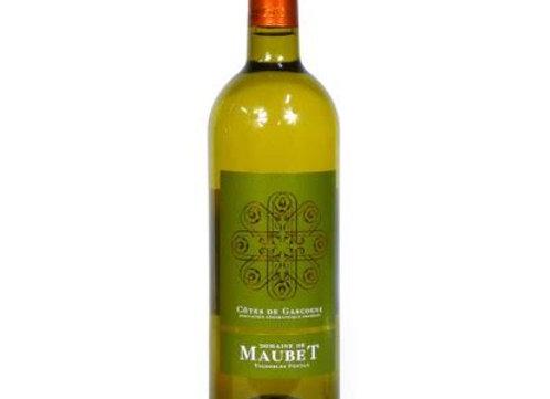 IGP Côtes de Gascogne Blanc Sec Domaine Maubet