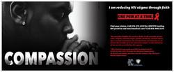 Compassion man_bus ad