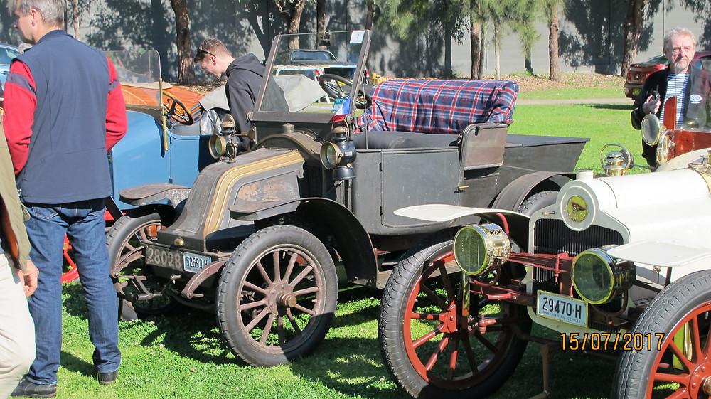 1908 Renault, 1909 Sizaire et Naudin
