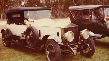 1913 Rolls Royce