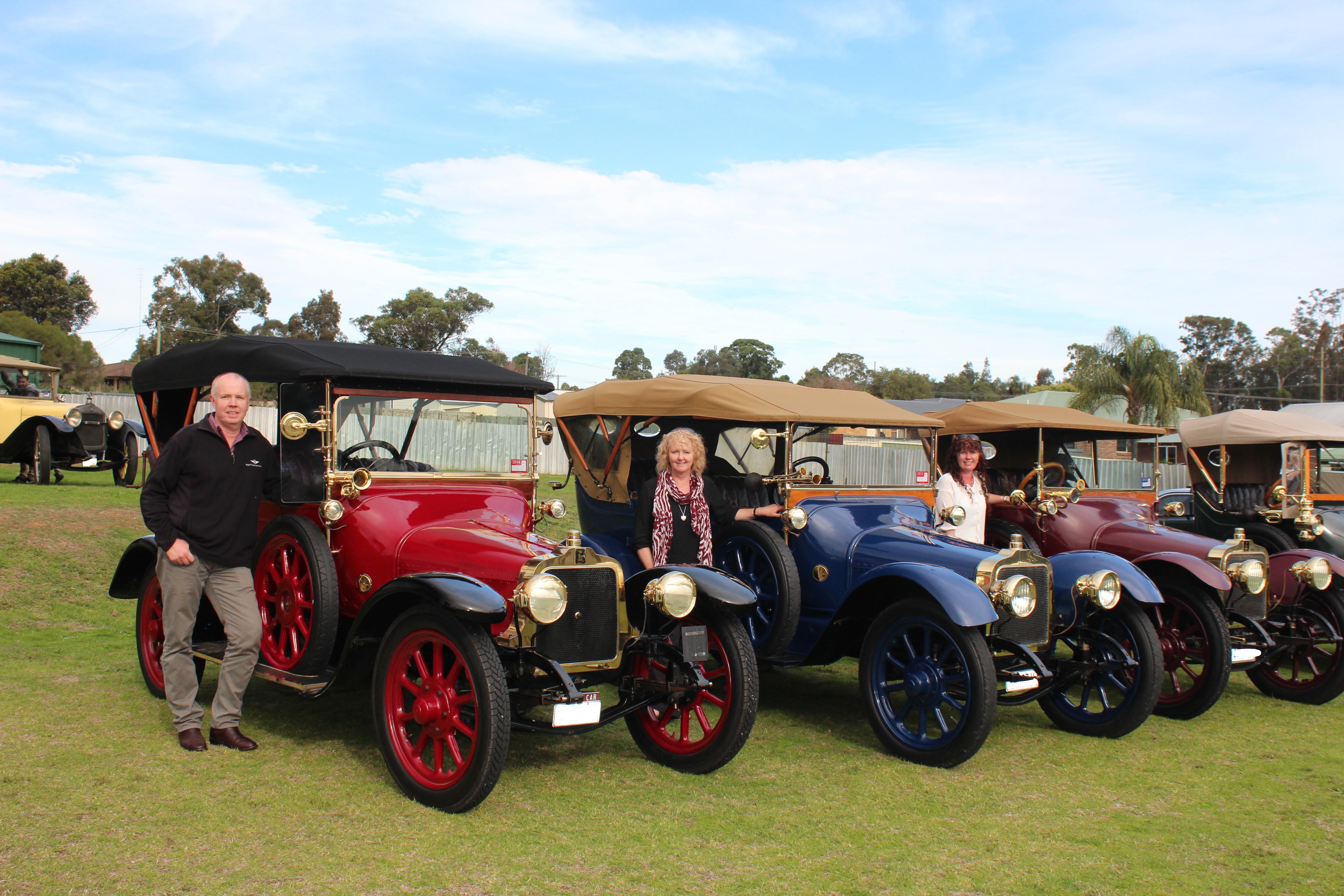1914 Talbot x 3