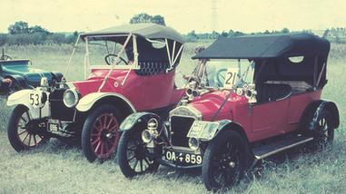 1912 Buick        1914 Stellite
