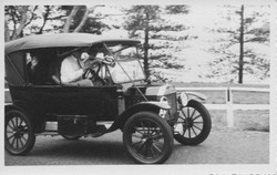 #33 1912 Model T Ford